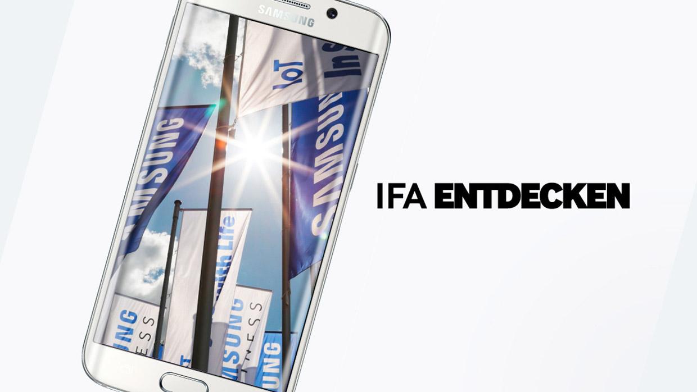 Referenz Samsung IFA ENtdecken